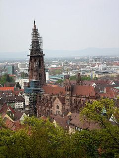 Freiburg Münster